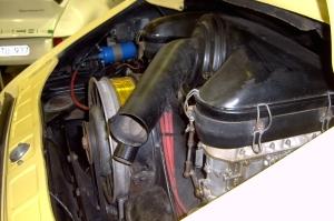 Engine before rebuild